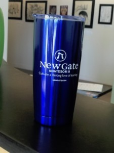 NewGate thermal cup